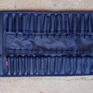 Rollbare Werkzeugtasche