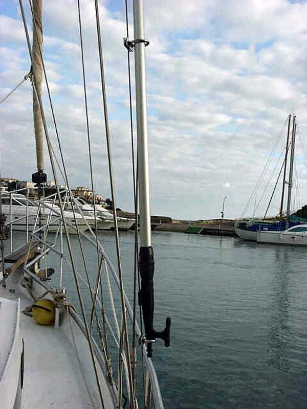 Boat Hook complete