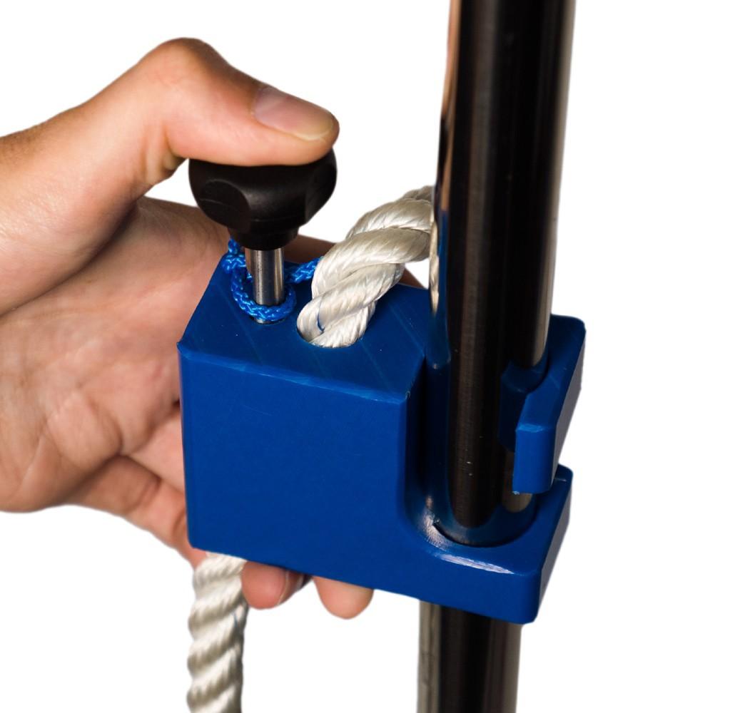 Fenderholder for stanchions set of 2