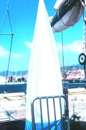 Windsack für Luken