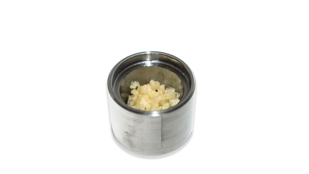 Garlic press