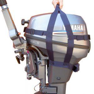 2-4 PS Außenbord Motor Tragegurt