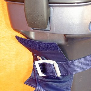 2-4 PS Carrying handle for Outboard engine