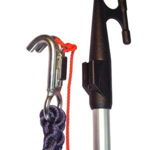 Kettenkralle 6/8 mm mit Holeleine