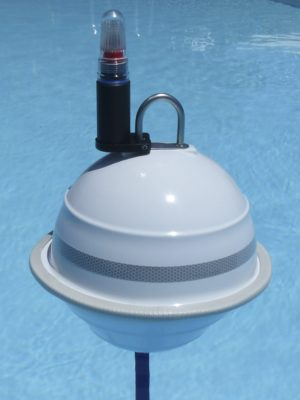 LED-Blinklicht für Ankerboje
