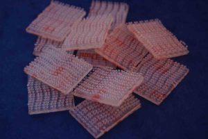 Velcro Klettbandbefestigung für Gangwaymatte